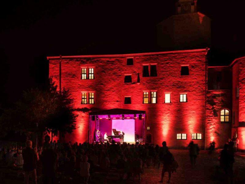 Bühne am Alten Schloss